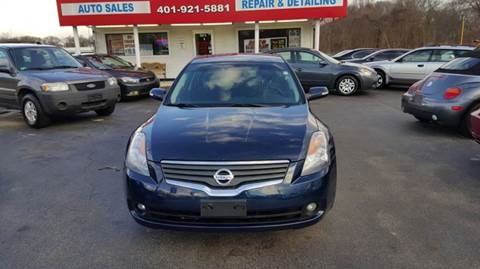 2007 Nissan Altima for sale at Sandy Lane Auto Sales and Repair in Warwick RI