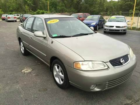 2003 Nissan Sentra for sale at Sandy Lane Auto Sales and Repair in Warwick RI