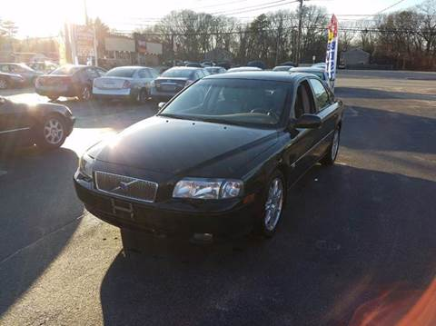 2003 Volvo S80 for sale at Sandy Lane Auto Sales and Repair in Warwick RI