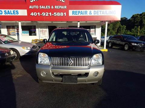 2003 Mercury Mountaineer for sale at Sandy Lane Auto Sales and Repair in Warwick RI