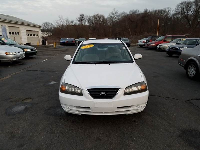 2004 hyundai elantra gls 4dr sedan in warwick ri sandy. Black Bedroom Furniture Sets. Home Design Ideas