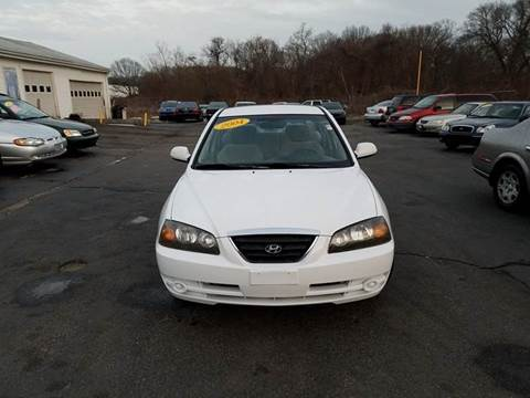 2004 Hyundai Elantra for sale at Sandy Lane Auto Sales and Repair in Warwick RI