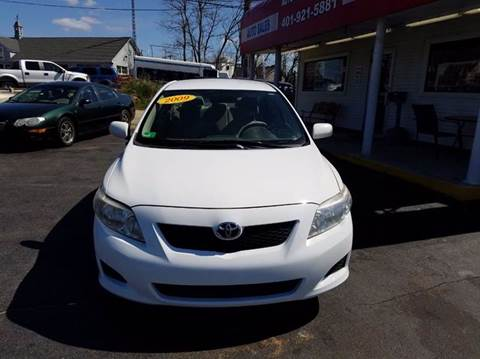 2009 Toyota Corolla for sale at Sandy Lane Auto Sales and Repair in Warwick RI