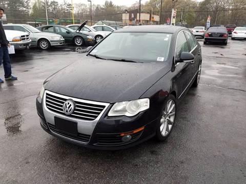 2007 Volkswagen Passat for sale at Sandy Lane Auto Sales and Repair in Warwick RI