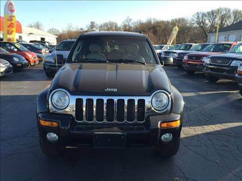 2002 Jeep Liberty for sale at Sandy Lane Auto Sales and Repair in Warwick RI
