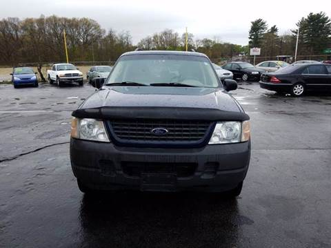 2004 Ford Explorer for sale at Sandy Lane Auto Sales and Repair in Warwick RI