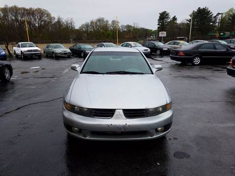 2002 Mitsubishi Galant for sale at Sandy Lane Auto Sales and Repair in Warwick RI