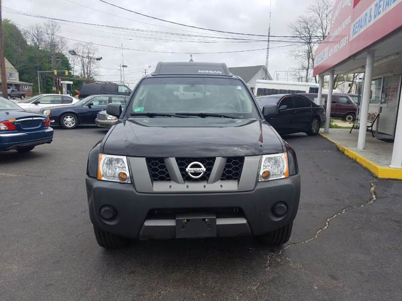 2008 Nissan Xterra for sale at Sandy Lane Auto Sales and Repair in Warwick RI
