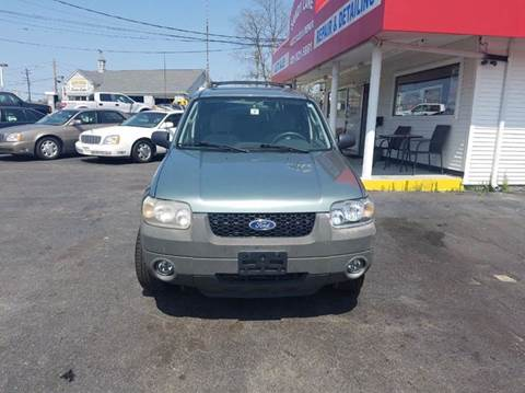 2006 Ford Escape for sale at Sandy Lane Auto Sales and Repair in Warwick RI