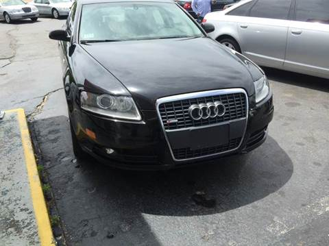 2008 Audi A6 for sale at Sandy Lane Auto Sales and Repair in Warwick RI