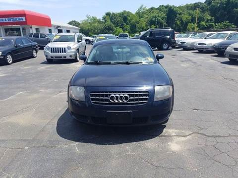 2004 Audi TT for sale at Sandy Lane Auto Sales and Repair in Warwick RI