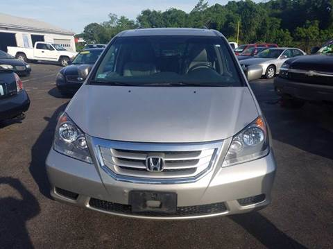2008 Honda Odyssey for sale at Sandy Lane Auto Sales and Repair in Warwick RI