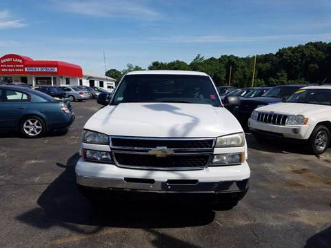 2007 Chevrolet Silverado 1500 Classic for sale at Sandy Lane Auto Sales and Repair in Warwick RI