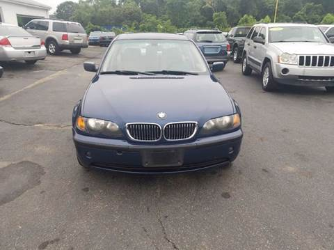 2005 BMW 3 Series for sale at Sandy Lane Auto Sales and Repair in Warwick RI