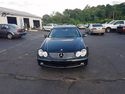 2003 Mercedes-Benz CLK for sale at Sandy Lane Auto Sales and Repair in Warwick RI