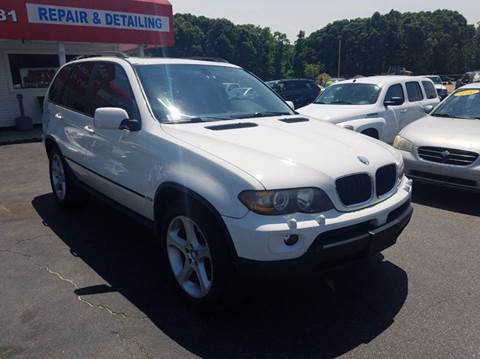 2004 BMW X5 for sale at Sandy Lane Auto Sales and Repair in Warwick RI