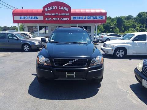 2006 Volvo XC90 for sale at Sandy Lane Auto Sales and Repair in Warwick RI