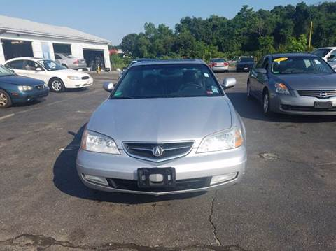 2001 Acura CL for sale at Sandy Lane Auto Sales and Repair in Warwick RI