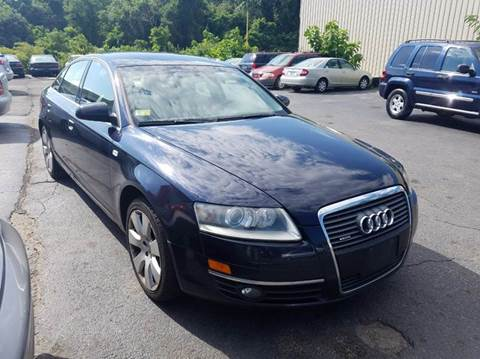 2005 Audi A6 for sale at Sandy Lane Auto Sales and Repair in Warwick RI
