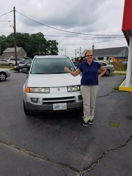 2003 Saturn Vue for sale at Sandy Lane Auto Sales and Repair in Warwick RI