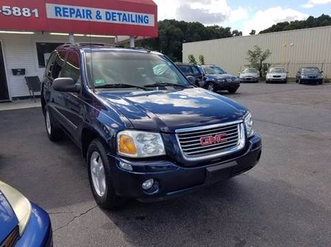 2007 GMC Envoy for sale at Sandy Lane Auto Sales and Repair in Warwick RI