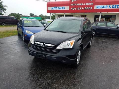 2009 Honda CR-V for sale at Sandy Lane Auto Sales and Repair in Warwick RI