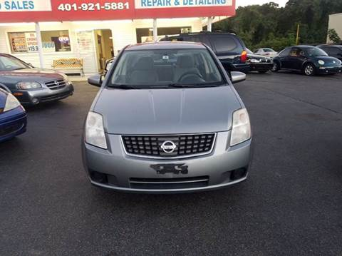 2007 Nissan Sentra for sale at Sandy Lane Auto Sales and Repair in Warwick RI