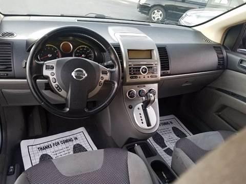 2007 Nissan Sentra 2007 Nissan Sentra ...