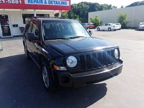 2007 Jeep Patriot for sale at Sandy Lane Auto Sales and Repair in Warwick RI