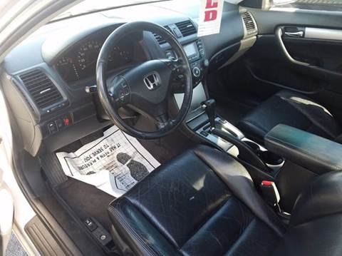 2004 Honda Accord for sale at Sandy Lane Auto Sales and Repair in Warwick RI