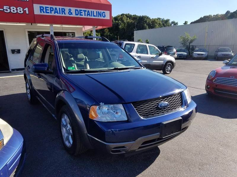 2007 Ford Freestyle for sale at Sandy Lane Auto Sales and Repair in Warwick RI