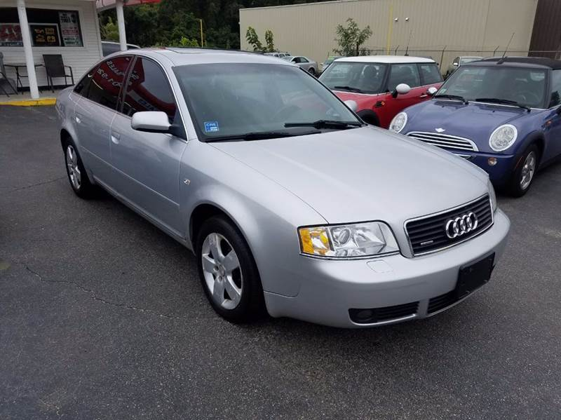 2002 Audi A6 for sale at Sandy Lane Auto Sales and Repair in Warwick RI