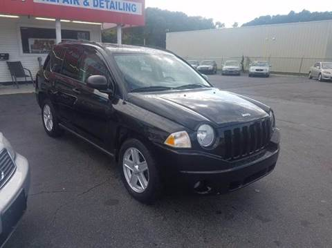 2007 Jeep Compass for sale at Sandy Lane Auto Sales and Repair in Warwick RI