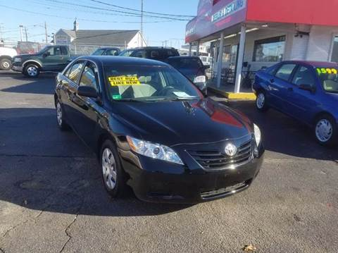 2007 Toyota Camry for sale at Sandy Lane Auto Sales and Repair in Warwick RI
