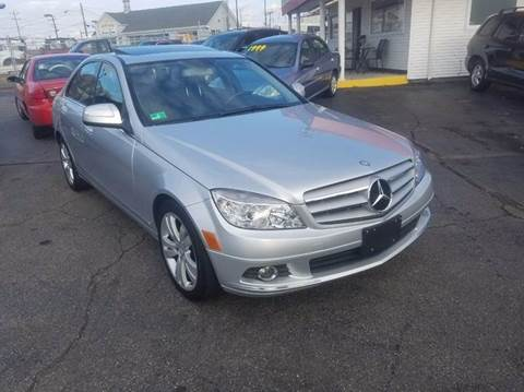 2009 Mercedes-Benz C-Class for sale at Sandy Lane Auto Sales and Repair in Warwick RI
