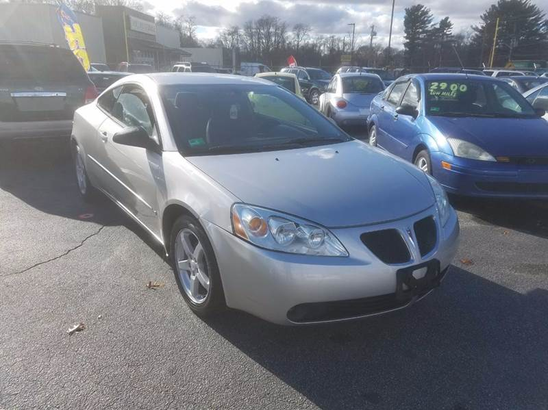 2006 Pontiac G6 for sale at Sandy Lane Auto Sales and Repair in Warwick RI