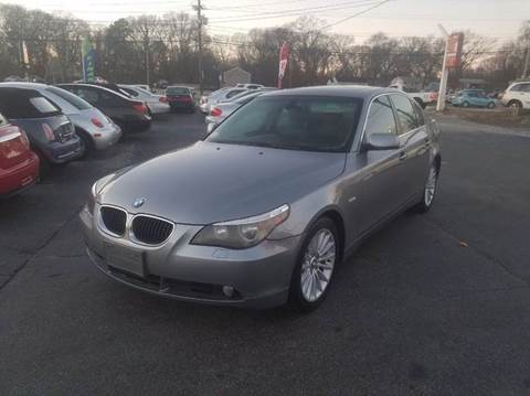 2004 BMW 5 Series for sale at Sandy Lane Auto Sales and Repair in Warwick RI