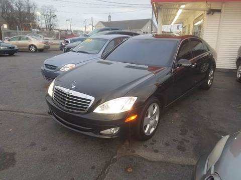 2007 Mercedes-Benz S-Class for sale at Sandy Lane Auto Sales and Repair in Warwick RI