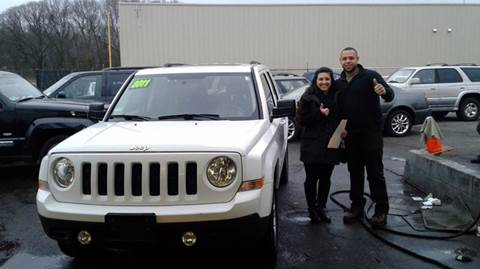 2011 Jeep Patriot for sale at Sandy Lane Auto Sales and Repair in Warwick RI