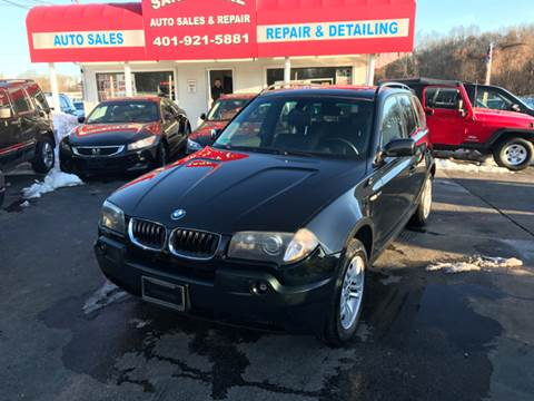 2005 BMW X3 for sale in Warwick, RI