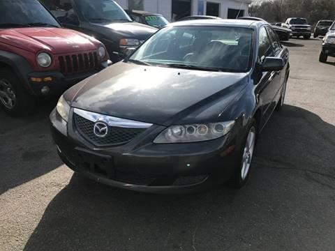 2005 Mazda MAZDA6 for sale at Sandy Lane Auto Sales and Repair in Warwick RI