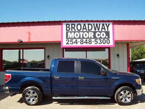 2011 Ford F-150 for sale in Waco, TX