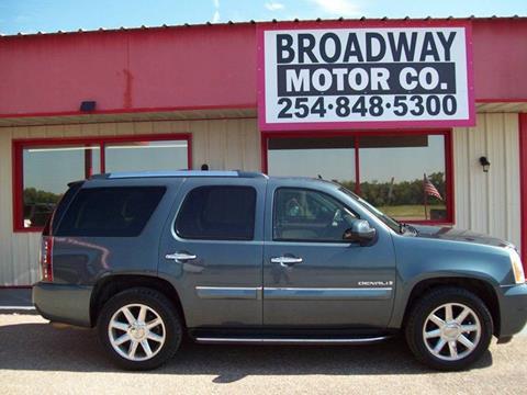 2007 GMC Yukon for sale in Waco, TX