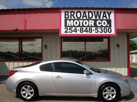 2008 Nissan Altima for sale in Waco, TX