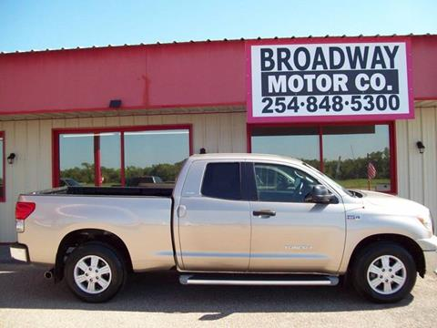 2008 Toyota Tundra for sale in Waco, TX