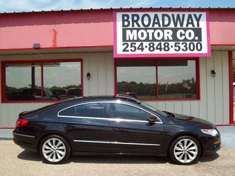 2012 Volkswagen CC for sale in Waco, TX