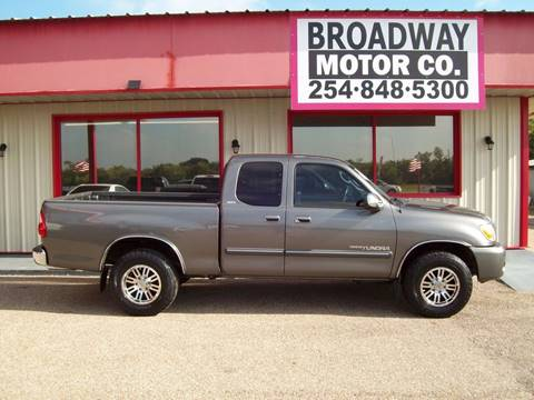 2006 Toyota Tundra for sale in Waco, TX