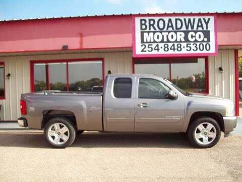 2008 Chevrolet Silverado 1500 for sale in Waco, TX