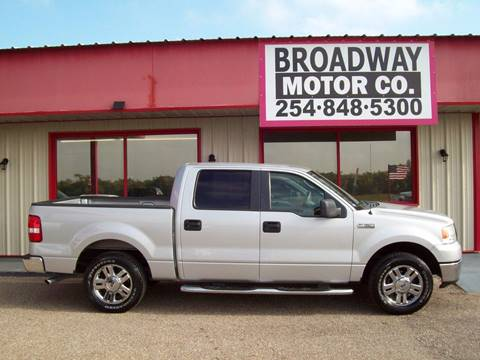 2007 Ford F-150 for sale in Waco, TX