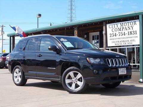 Used Cars Waco Tx >> 2014 Jeep Compass For Sale In Waco Tx